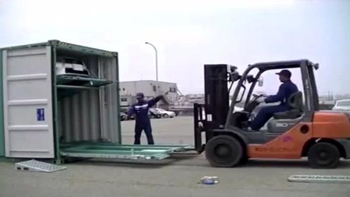 日本进口车如何运回国内?难怪这么贵,可是费了好大劲!