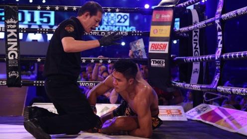 """KO了""""泰拳国宝""""肯姆后,这个外国拳王盯上了邱建良的金腰带!"""