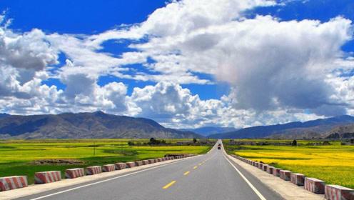 中国5大国道排名,最长达到了1万里,被评为比记忆还要长的公路