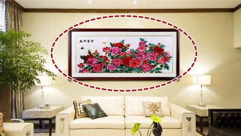 为什么家里挂了这种画,会越住越穷?风水大师说出了猫腻!