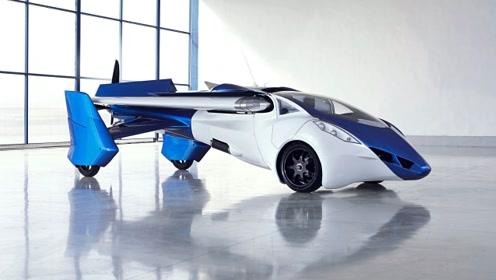 """外国设计出世界上首台""""飞行摩托车"""",方便人类的通行问题!"""
