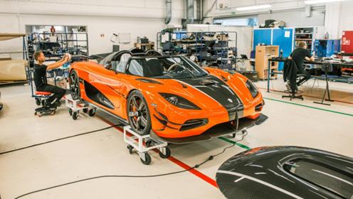 柯尼塞格凭啥卖几千万?车身黑科技曝光,终于知道为啥只用V8了