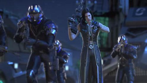 《绝命响应》定档6月2日,国内首部智能英雄对战的3D动漫!