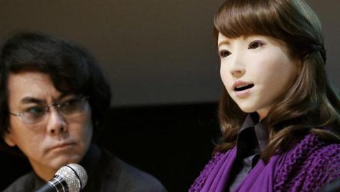 """日本发售""""妻子""""机器人,高度模仿真人,遭宅男抢购一空"""