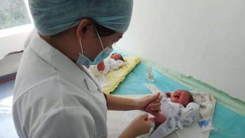 为何宝宝出生后,护士将他们抱走10分钟?看完宝妈可以放心了!