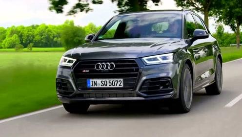 2020款奥迪SQ5 TDI外观内饰与动态驾驶