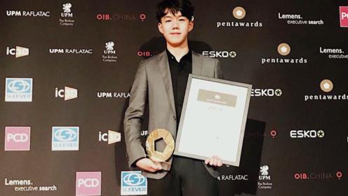 熊猫变骷髅,武汉大学生设计烟盒暗藏玄机,获国际大奖