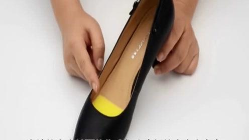 不管高跟鞋有多高,鞋里放了它就不怕