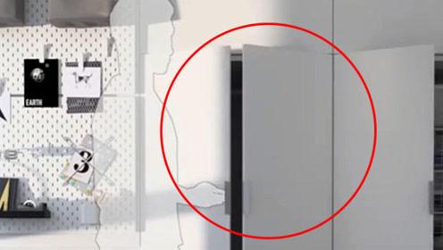 3D打印式机器人家具?可伸可缩引围观,网友:我的房间有救了