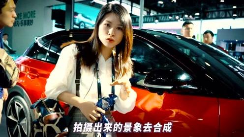 2019CES Asia——透明A柱黑科技,开车再无盲区?