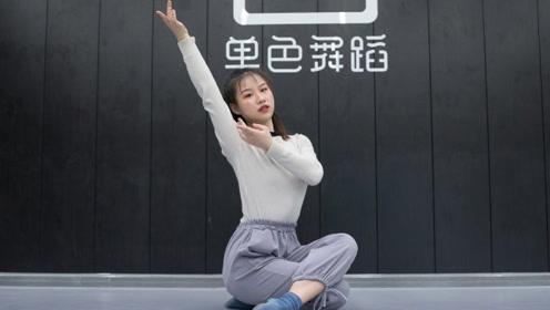 中国舞《绿色》一个人的闯进 打破了所有的生活!