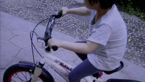 家长注意!女童骑车没戴头盔,意外摔跤竟要开颅:脑内有出血