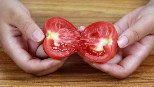 爱吃西红柿的要留意,这几点可别再忽视了,幸好知道的及时