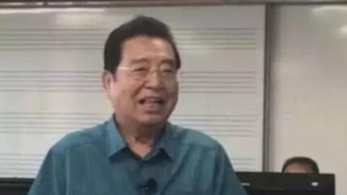 80岁李双江近照曝光 身穿蓝色短袖上课笑容和蔼