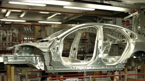 探秘捷豹路虎英国工厂,看看捷豹F-TYPE是如何制造出来的