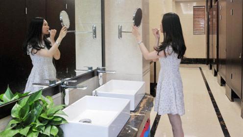 印度游客:为啥中国厕所都这么豪华?难道中国人很有钱吗
