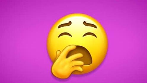 """世界Emoji日:过去十年爆炸式增长,将新增""""打哈欠""""表情"""