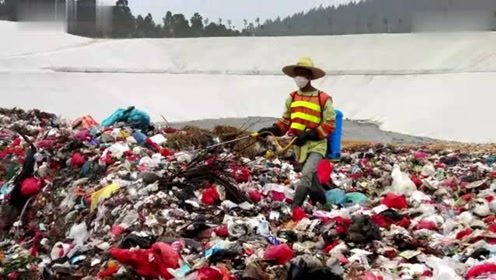 真正的围城!全国2/3城市陷入垃圾包围,为什么急着搞垃圾分类?