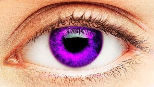 4种少见的眼睛颜色