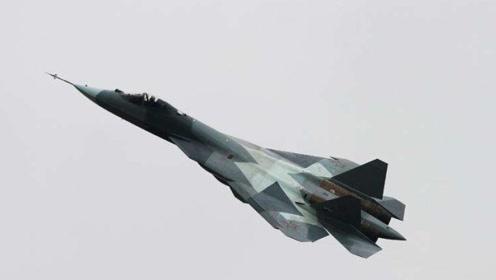 身轻如燕快如风,这才叫苏-57战斗机的真正实力
