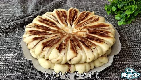 面包这样做才好吃,不用烤箱,不用揉出手套膜,香甜松软还拉丝