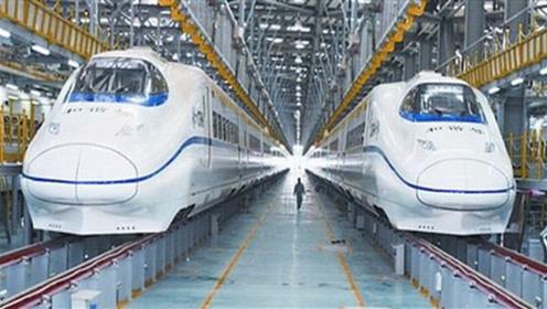 火车跑得快,全靠车头带?咱们的高铁可不是车头带的!