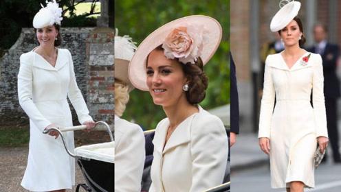 王室那些公主、王妃撞衫怎么办?当然是狭路相逢王冠胜