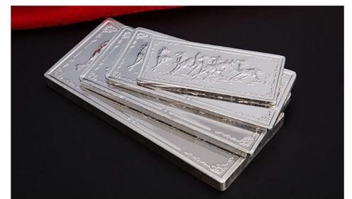 白银迎来突破性上涨,回到了16美元盎司