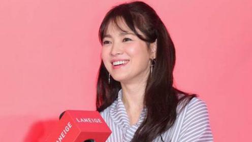 宋慧乔中国同时签约公司,除王家卫外还签约了内地营销公司