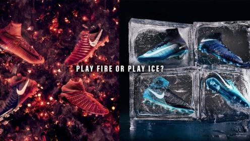 全球最酷炫的跑鞋,而且还封印在冰块里,现实中的冰与火之歌!