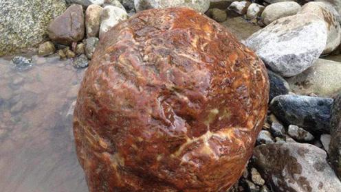 乡下大爷捡到一块石头 用它腌了15年咸菜 专家切开后吓坏了