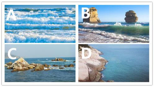 心理测试:去海边度假,你最想去哪里?测你的异性缘怎么样