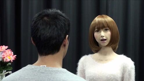 """日本""""女性机器人""""火了,这三个地方最吸引人,网友:想拥有!"""