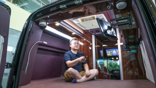 这台奔驰斯宾特B型旅居房车,百万级的玩具,更是户外露营神器