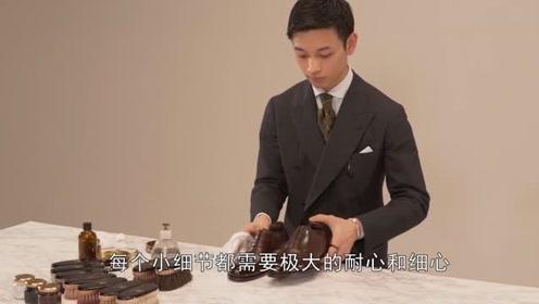 世界顶级的擦鞋大师不在中国,也不在美国,而是在这个国家!
