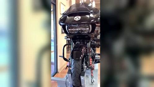对爱车人士来说,这辈子最大的愿望,就是能骑上这样的摩托车!