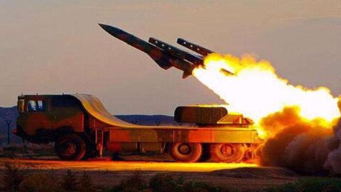 白宫害怕了!一颗导弹从空中飞来,飞行1200公里命中目标!