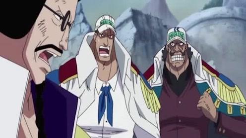 海贼王:实力基本相似,战国为什么不敢像白胡子一样使用大招?