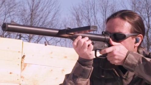 最粗制滥造的冲锋枪,造价只要11美元,连妇女小孩都能做