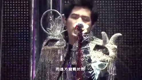 周杰伦演唱会最受欢迎的一首歌,男神开口的瞬间全场燃炸了!