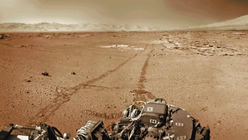 火星地下水被发现?好奇号火星车给出照片!或许就在这个位置!