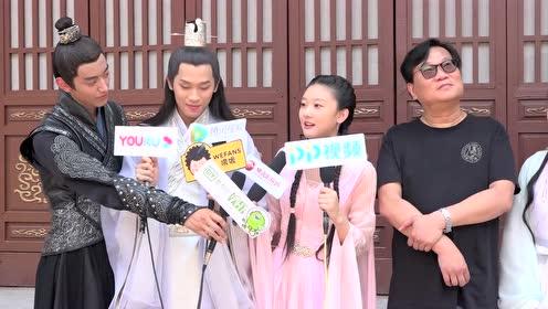 袁雨萱、张炯敏被导演爆料 拍吻戏时不喊停就一直吻