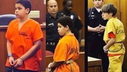 世界上最危险的3个孩子,美国占了俩,日本的更令人头皮发麻!