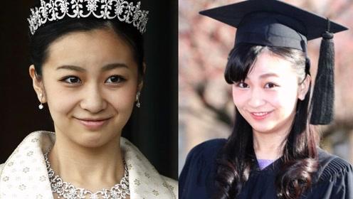 """颜值爆表!日本皇室""""最美公主""""将开启首次外访 外型甜美超吸睛"""