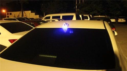 """汽车安装""""鲨鱼鳍"""",只是图美观?老司机:别小瞧,关键能保命"""