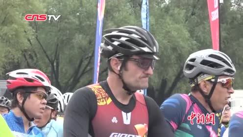 900人挑战自行车马拉松山地骑行状况多