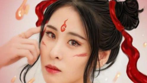 张碧晨因为《哪吒》主题曲又火了,为何导演都喜欢找她唱主题曲?