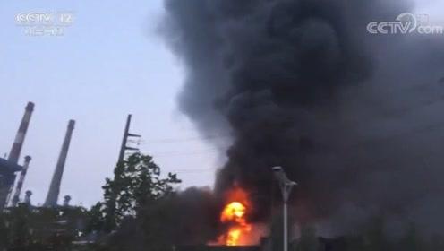 一声巨响 地动山摇!义马气化厂爆炸事故救援全记录
