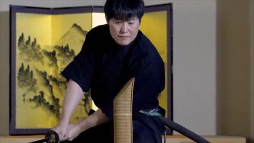 日本最牛武术高手,一刀斩断时速500公里棒球,还有这般操作?