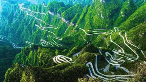 中国最惊险的5条公路,司机手都在发抖!行车记录仪拍下恐怖画面